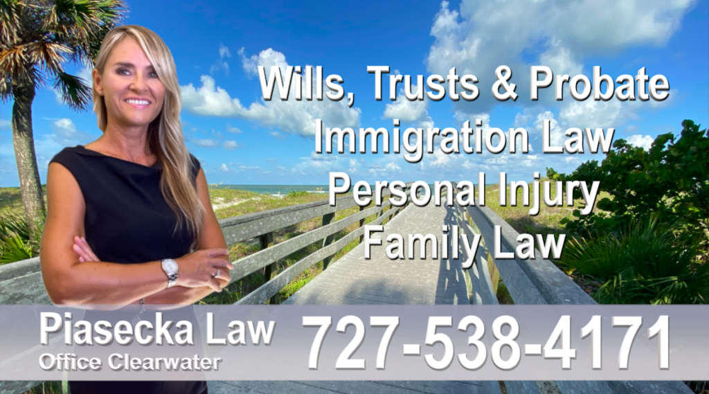Polish Attorneys Lawyers in Florida Polish speaking Wills and Trusts Family Law, Personal Injury, Immigration